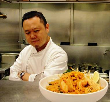 Jet is cooking in anger, and it's all because of Thai cuisine's signature dish.