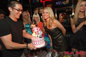 Kelly Carrington's b-day @ Playboy Club (06/25/10)