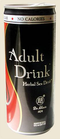 Dr. Chao Adult Drink
