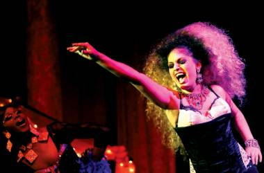 Late-night Kraving: Chi Chi de la Cruz performs at Moulin Rouge 2