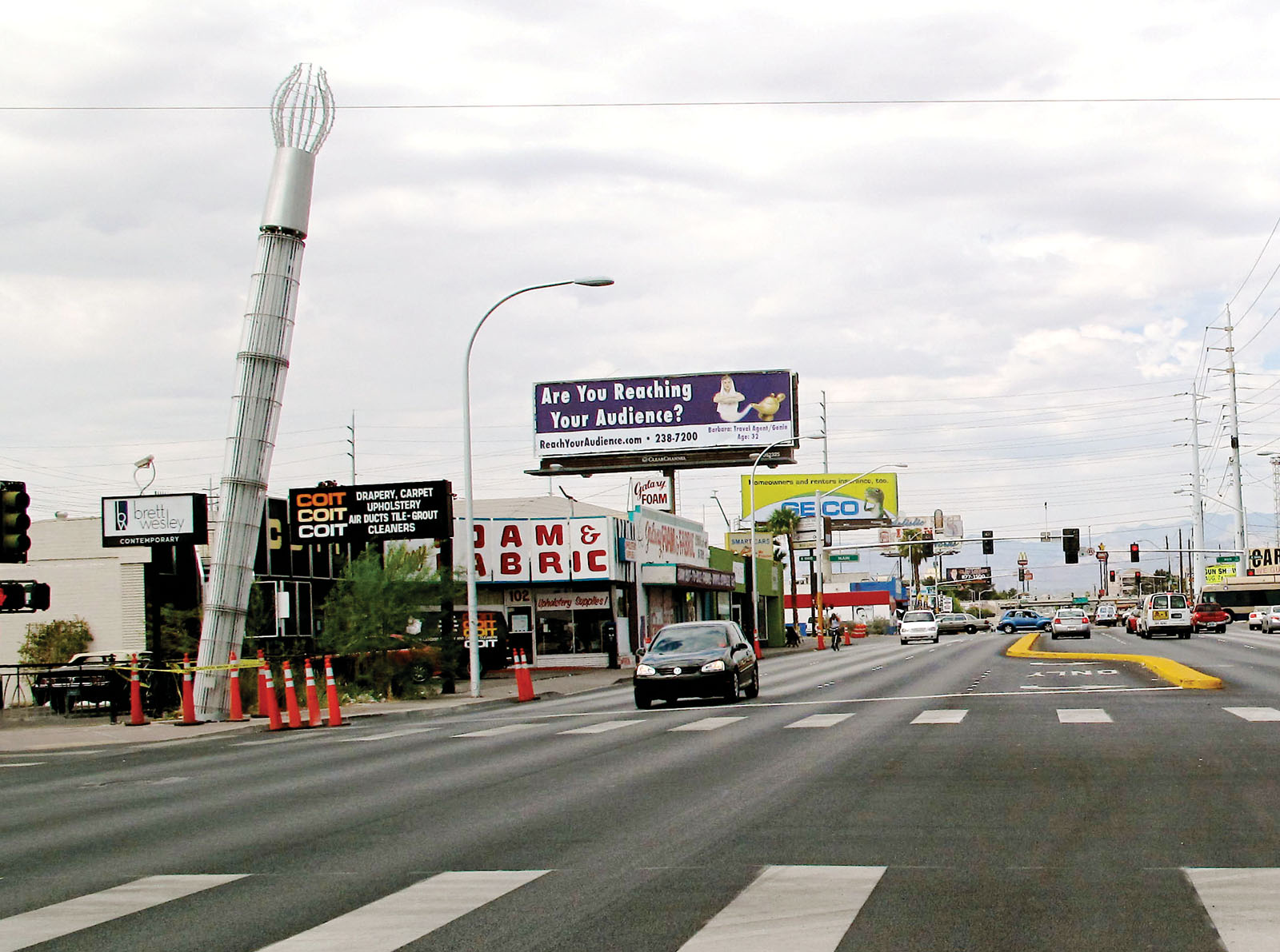 Paintbrushes Arrives As Gateway To Arts District Las Vegas Weekly