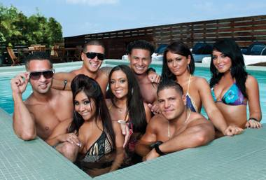 Eight is enough: The Jersey Shore crew, slightly more famous this time