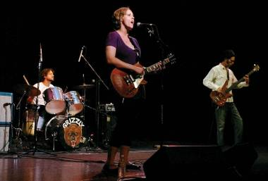I'm the Rabbit performs at Young Originals, Clark County's newest Winchester Cultural Center concert series