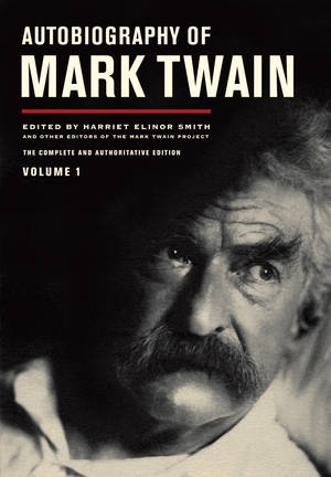 <em>Autobiography of Mark Twain, Vol. 1</em>