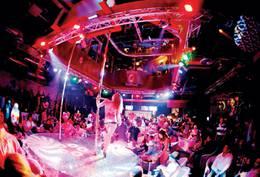red rooster nightclub las vegas