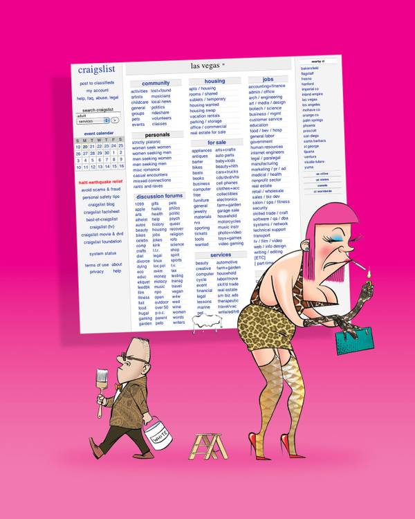 Vegas personals las classifieds Craigslist Personals