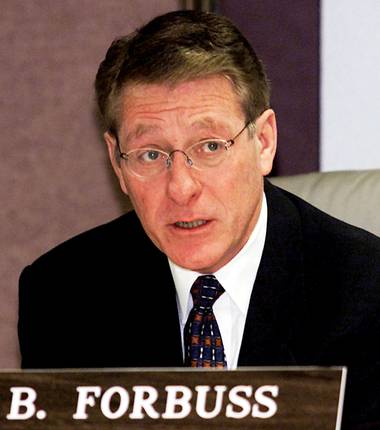Bob Forbuss has been giving back since he was  a young man.