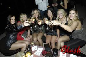 UFC afterparty @ Blush