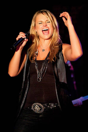 Miranda Lambert takes the stage at the Palms' Pearl Concert Theater on Dec. 10.