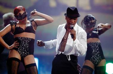 Champagne life: Vegas product Ne-Yo will hang out at Haze on December 11