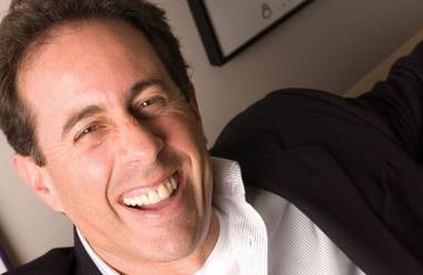 Jerry Seinfeld returns to the Colosseum on Dec. 26-27.