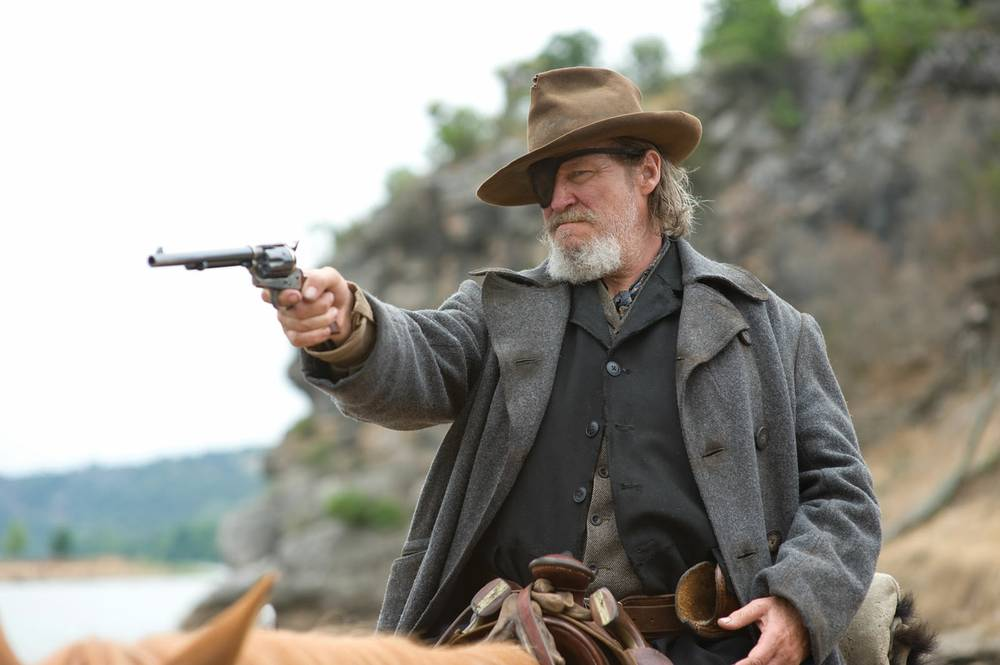 The Coen brothers outdo John Wayne with 'True Grit' - Las ...