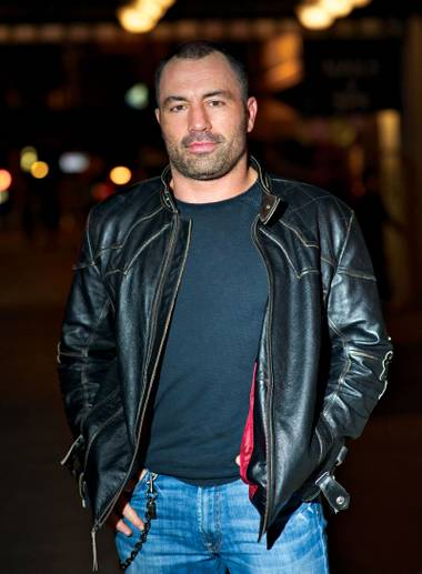 Joe Rogan returns to the Valley to play the Mandalay.