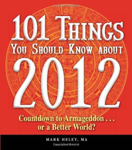 Want to know about 2012? Mark Heley will tell you 101 fun facts!