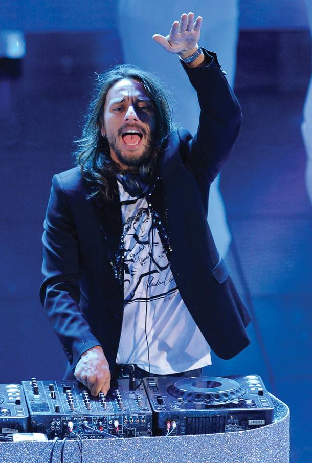 Bob Sinclar returns to Sin City at the Bank this Sunday.
