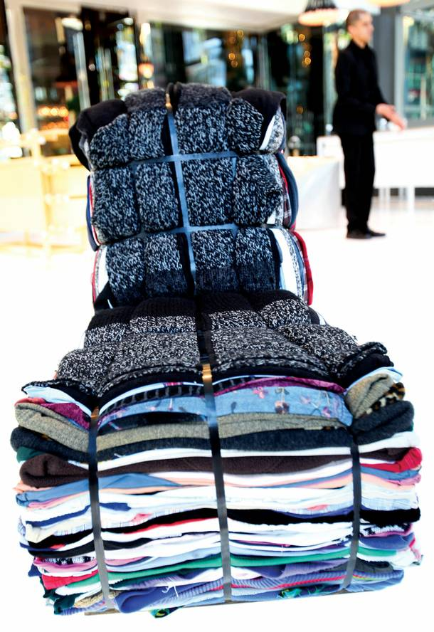 Tejo Remy's Rag Chair