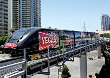 Up until now, most of us assumed the folks operating the troubled, bankrupt Las Vegas Monorail were doing their best amid so many challenges.