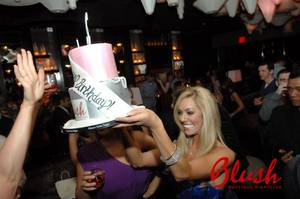 Miss Nevada Sarah Chapman's Birthday @ Blush