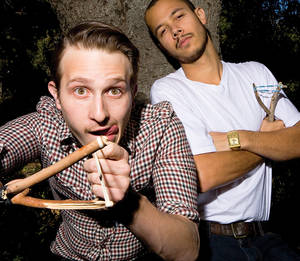 DJ duo Flosstradamus plays Bond at the Cosmo Thursday through Saturday.