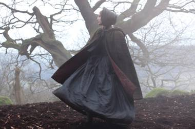 Mia Wasikowska stars as the title character in the latest remake of Jane Eyre.