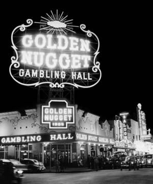 Golden Nugget, circa 1947
