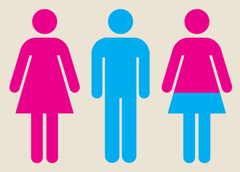 where do you pee at cosmopolitan if you're transgender? - las