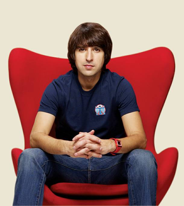 Find This Is a Book by Demetri Martin (pictured) on bookshelves now.