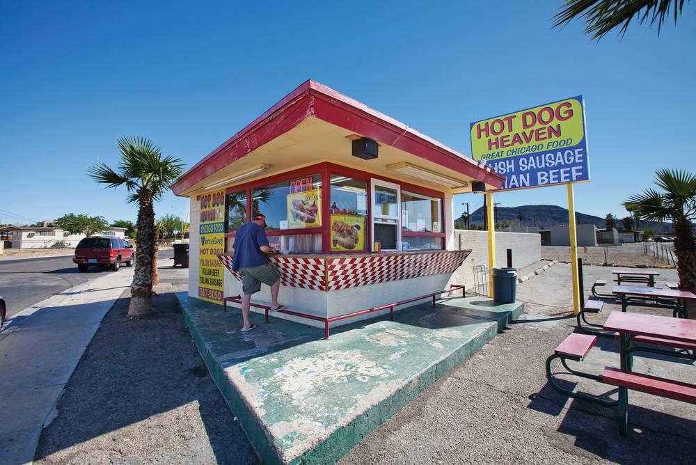 Chicago Hot Dogs Las Vegas
