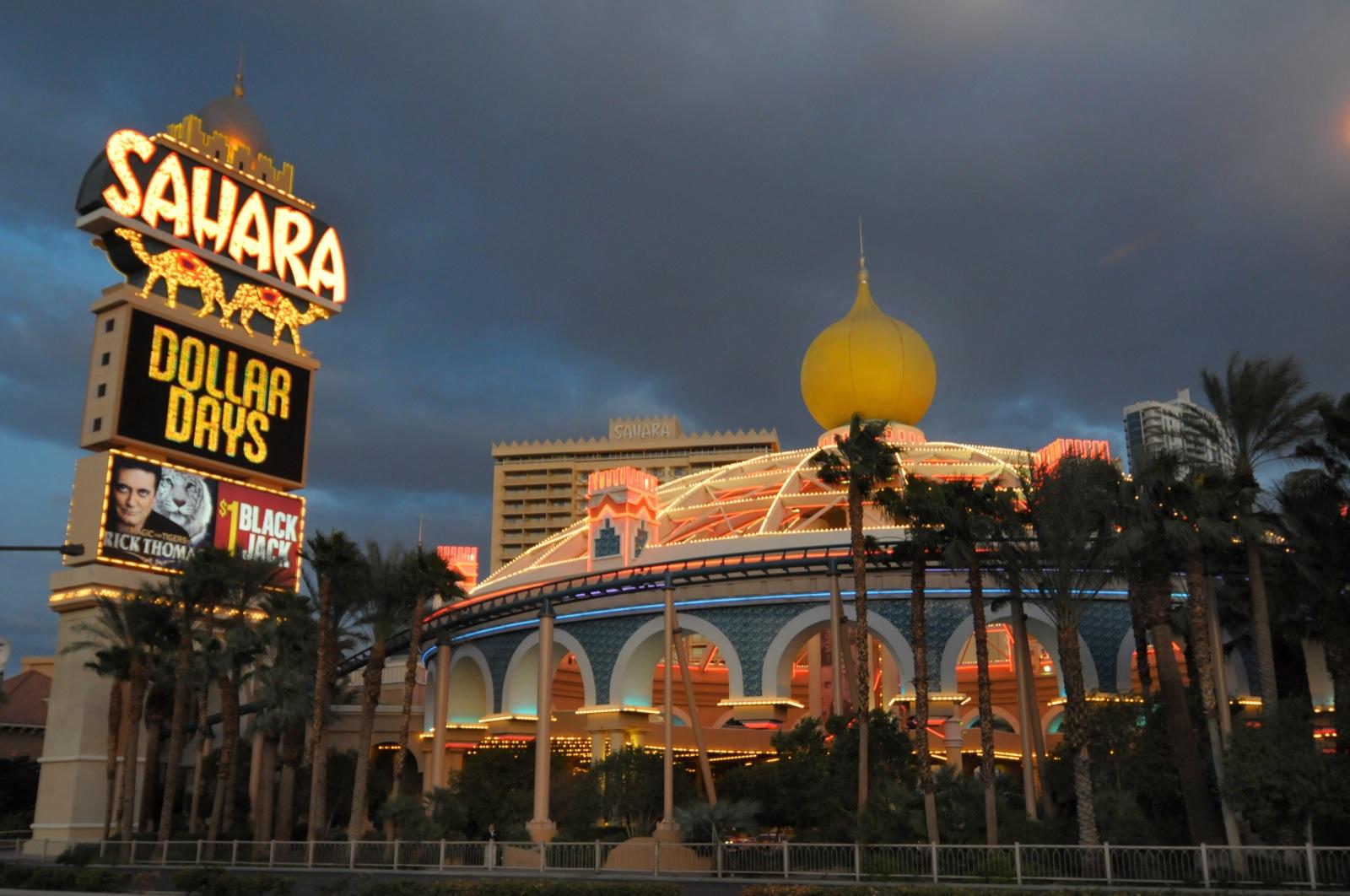 Saying Goodbye To The Once Great Sahara Las Vegas Weekly