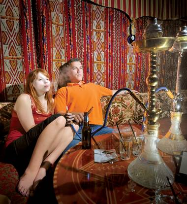 With diverse menus of food and hookah offerings, there's something for everyone at the cozy spot.