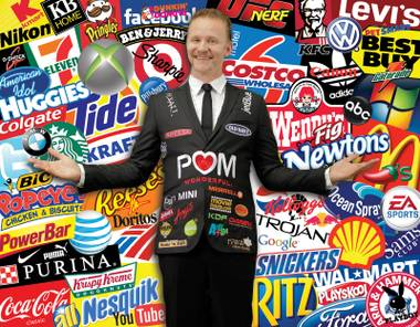 "Morgan Spurlock takes on product placement in ""Pom Wonderful Presents: The Greatest Movie Ever Sold."""