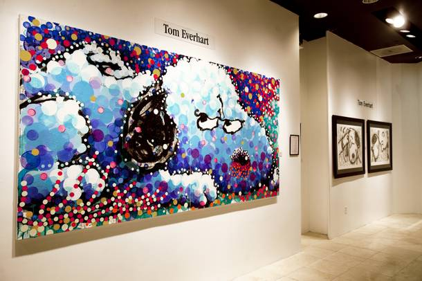 (Copyright Tom Everhart) The original museum piece
