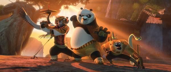 Film Review Kung Fu Panda 2 Las Vegas Sun Newspaper