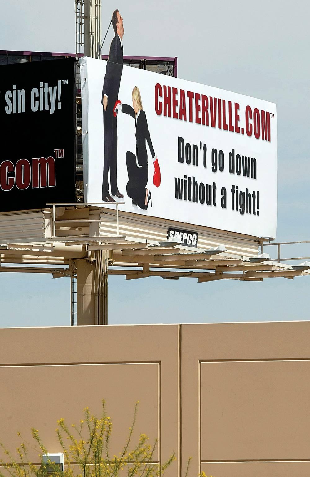 Cheaterville com