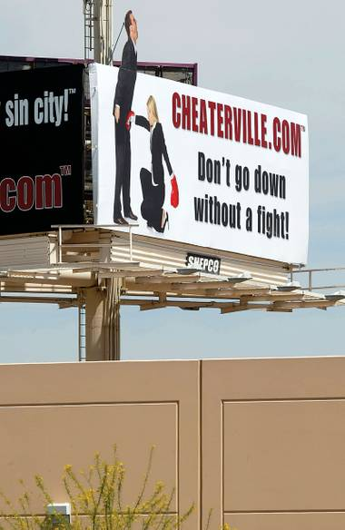Have you checked out cheaterville.com? Adulterer or not, you just might be listed!