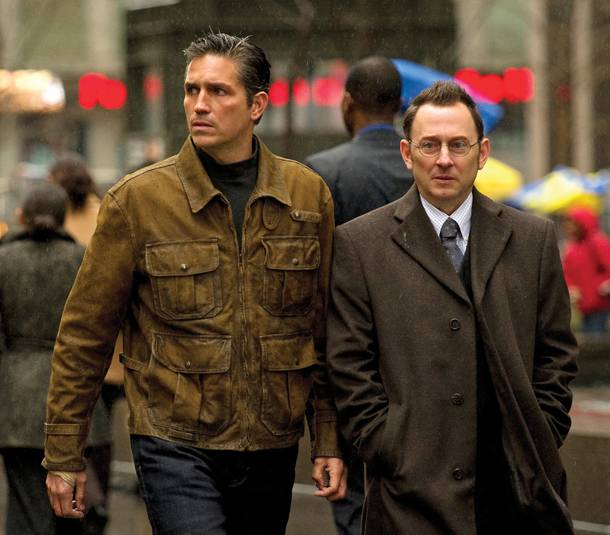 Jim Caviezel stars in Person of Interest, on CBS this fall.
