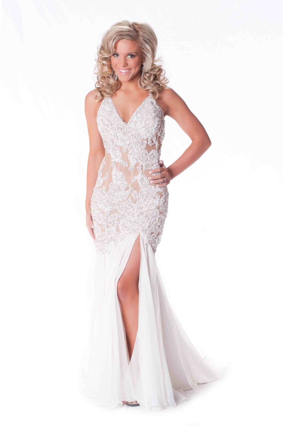2011 Miss USA: Evening Gowns - Las Vegas Weekly