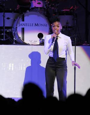 Janelle Monae | Friday, 16 June 2011 | The Pearl