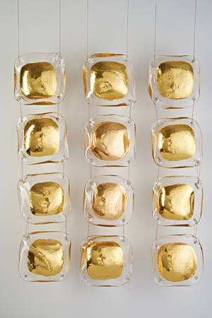 "Martin Horowitz's ""12 Gold Pillows"""