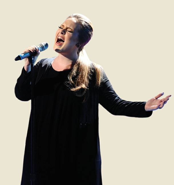 British songstress Adele has already sold out her upcoming concert at the Cosmopolitan.