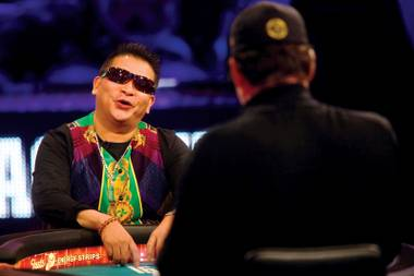 Thanks to changes by the Nevada Gaming Control Board, you can now bet on WSOP players, including Johnny Chan. But should you?