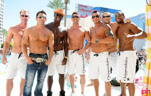 Chippendales at Planet Hollywood's Pleasure Pool