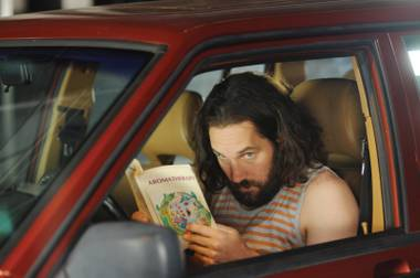 Paul Rudd is a rebel without a clue in 'Our Idiot Brother.'
