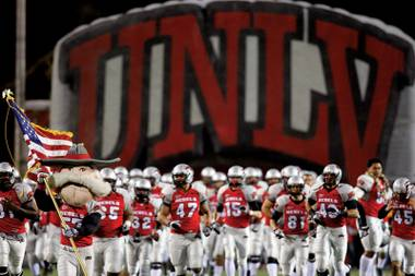 Expectations are low, but UNLV's young football team could make strides this season, putting the program on track to do well in the coming years. Cheer now or risk being taunted as a latecomer to the party.
