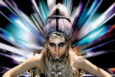 Lady Gaga is just one of the long list of performers that will take the IHeartRadio stage at MGM Grand.