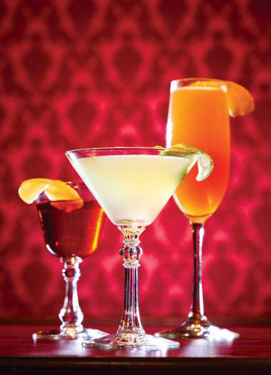 Let one of the watering hole's bartenders introduce you to your new favorite libation.
