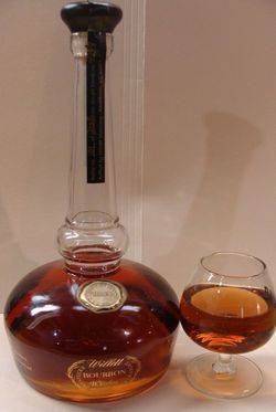 Willett Pot Still Reserve -- one of the most distinctive bottles in the industry.
