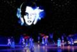 Cirque du Soleil's 'Viva Elvis' will be featured on PBS' Arts Fall Festival.