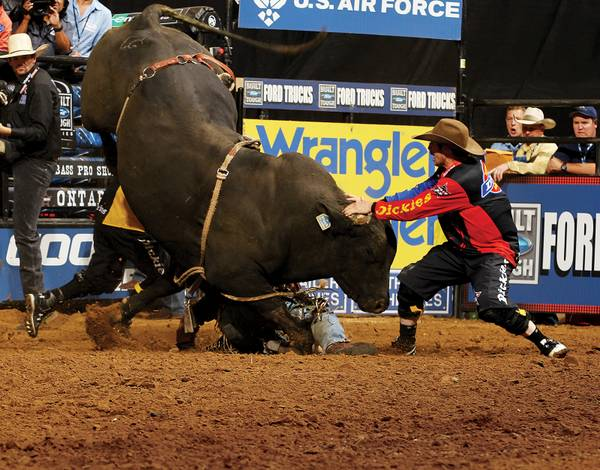 Q Amp A With Shorty Gorham Bullfighter With Pbr World Finals