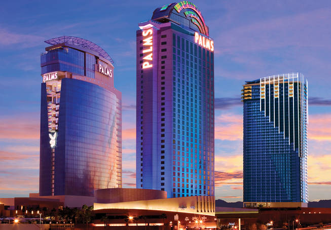 The Palms Casino Resort and Palms Place.